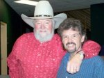 Jeff Cook and Charlie Daniels